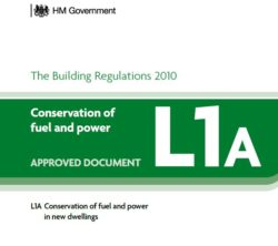 Approved Document L1A Cover