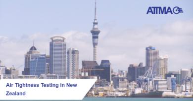 New Zealand Air Tightness Testing