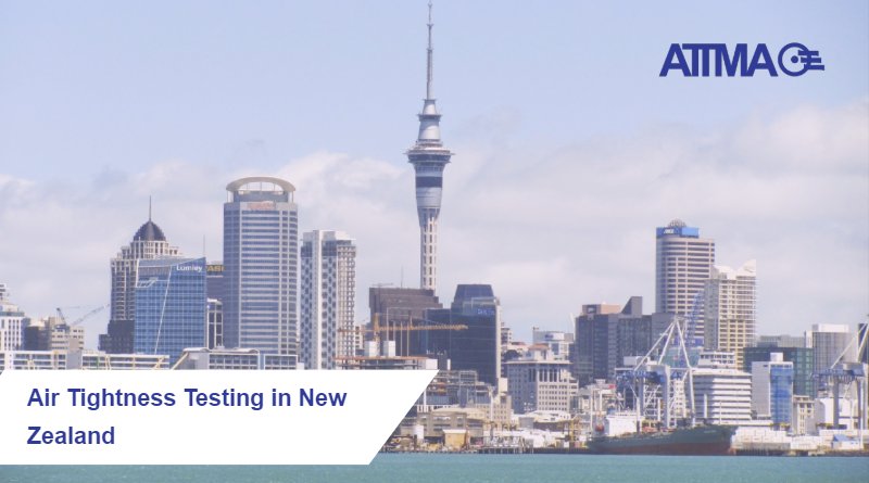 Air Tightness Testing New Zealand