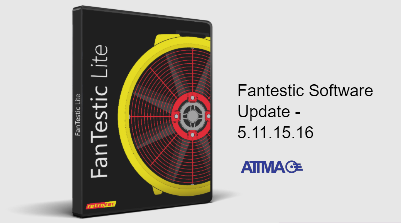 Fantestic Software Update