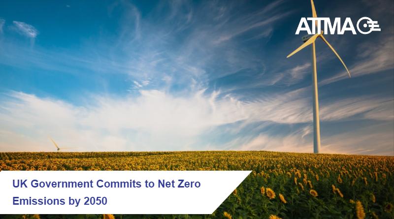 UK Government Net Zero Emissions