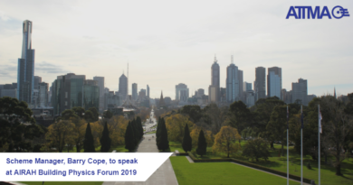 Scheme Manager to speak at AIRAH Building Physics Forum 2019