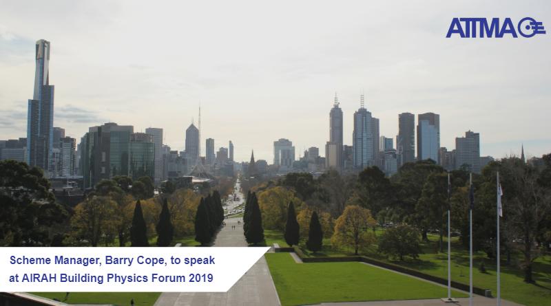 Barry Cope AIRAH Building Physics Forum