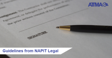 NAPIT Legal Release Guidance for Payment Terms