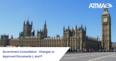 Government Consultation – Changes to Approved Documents L & F (England & Wales Only)