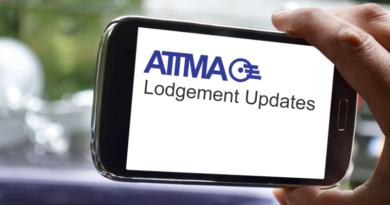 January 2021 ATTMA Lodgement Updates