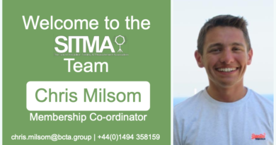 SITMA Welcomes Chris Milsom, Membership Co-ordinator