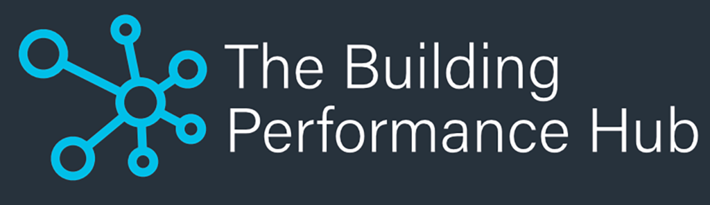 The Building Performance Hub Logo