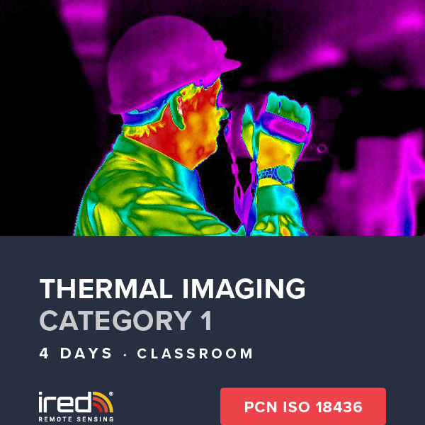 ired thermal imaging course cat 1 hub