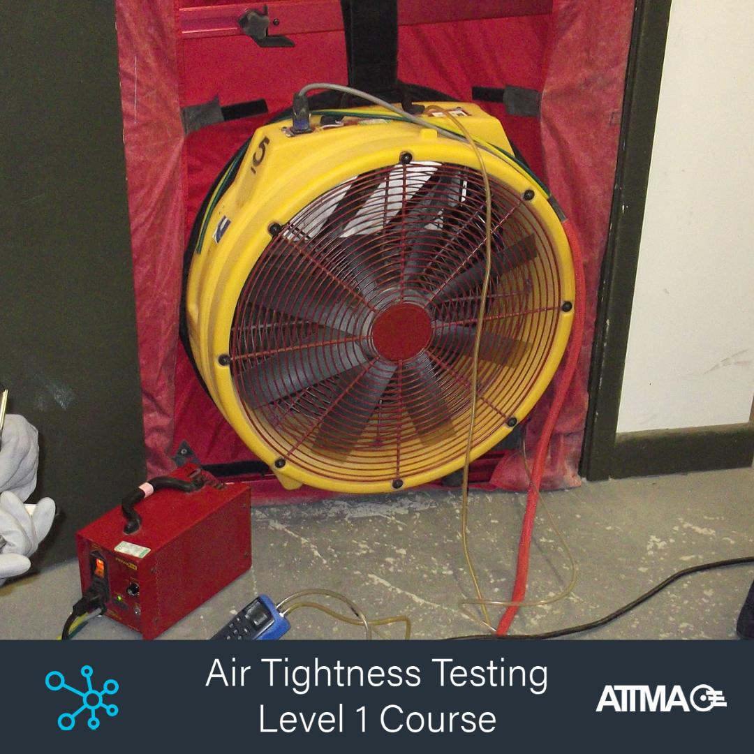ATTMA Level 1 Air Tightness Training