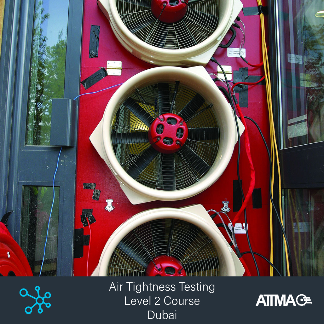 ATTMA Air Tightness Testing L2 Dubai