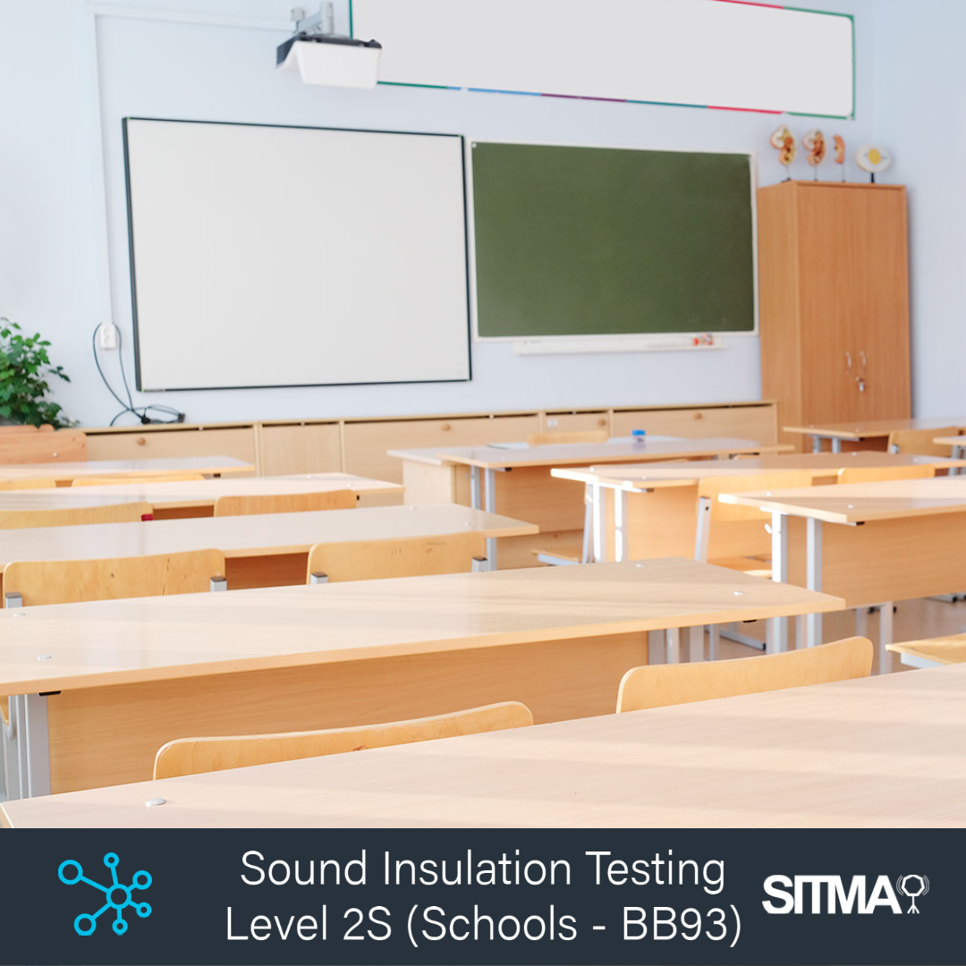 SITMA Sound Insulation L2 Schools Training
