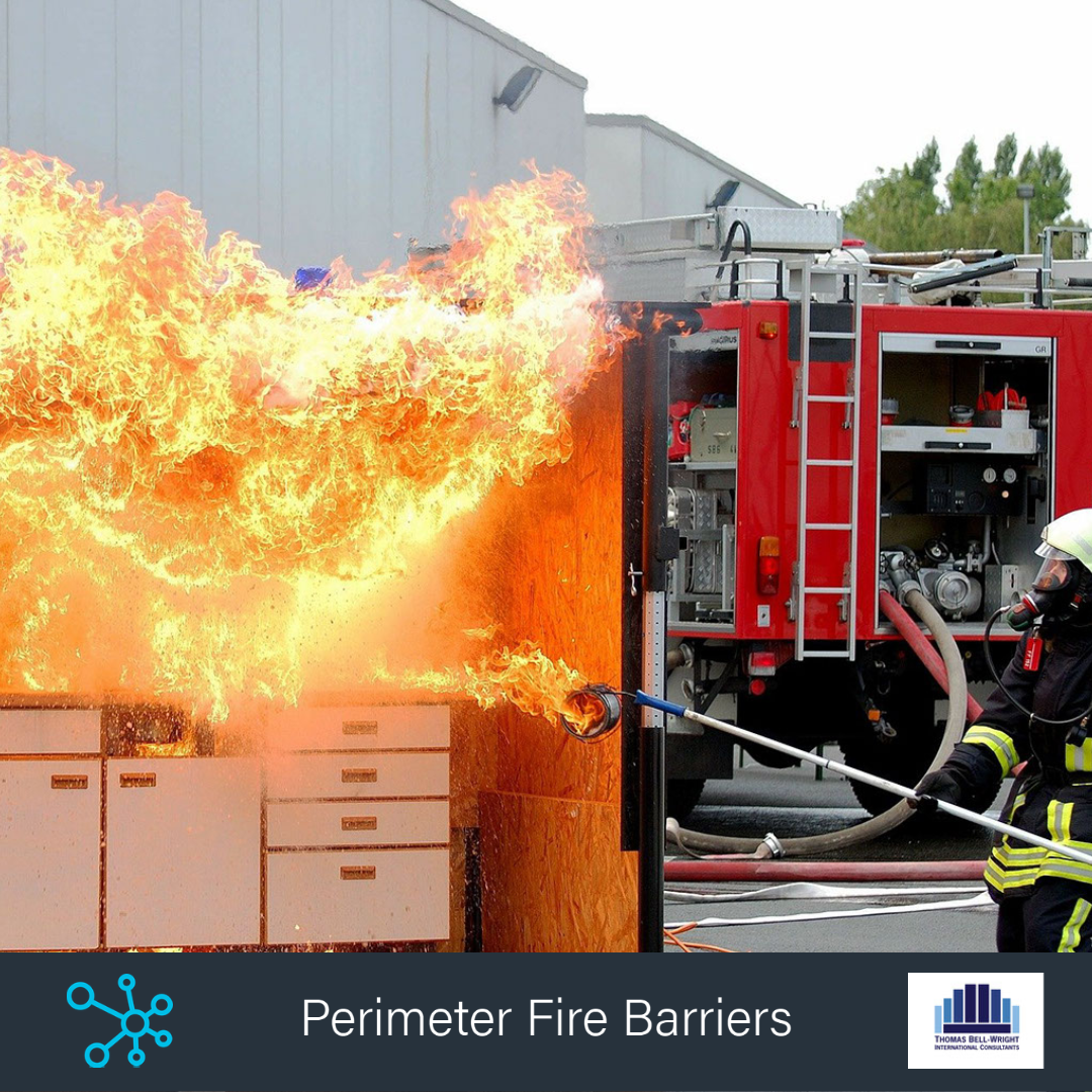 Perimeter Fire Barriers Training Thomas Bell Wright