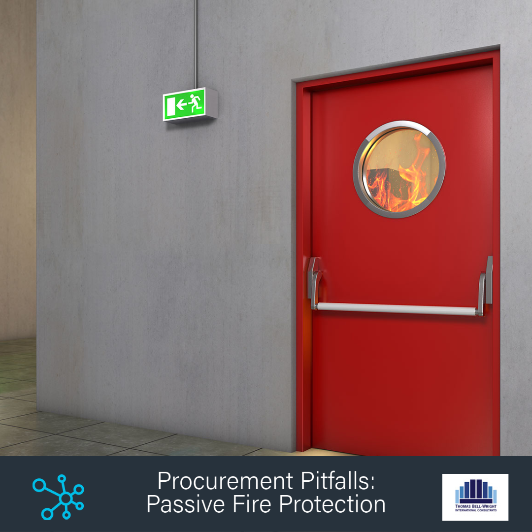 Procurement Pitfalls Training Thomas Bell Wright