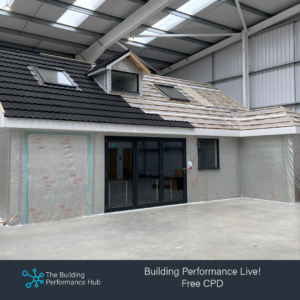 Building Performance Live! Free CPD